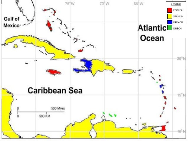 Definitions of the caribbean