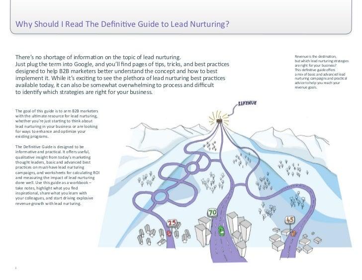 Part OneWhat Is Lead Nurturing?  © 2009 Marketo, Inc.    01
