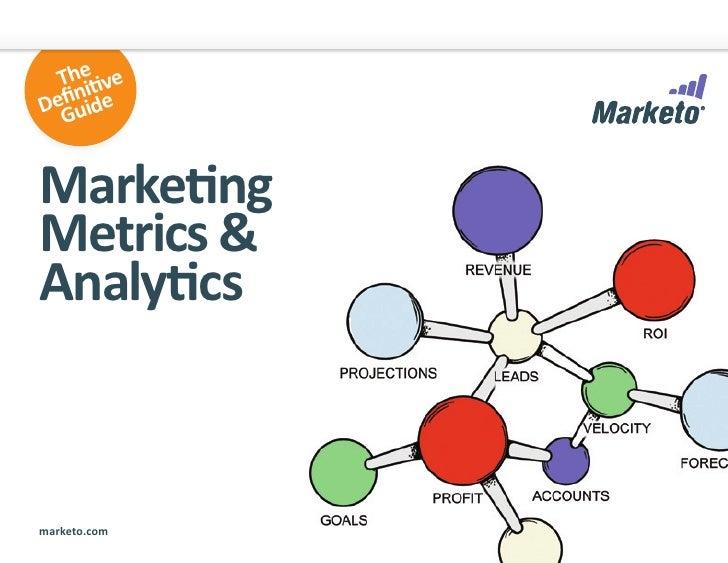 Thetive     i efinideD GuMarketingMetrics &Analyticsmarketo.com