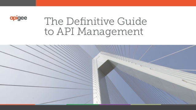 Hex #FC4C02 Hex #54585A The Definitive Guide to API Management