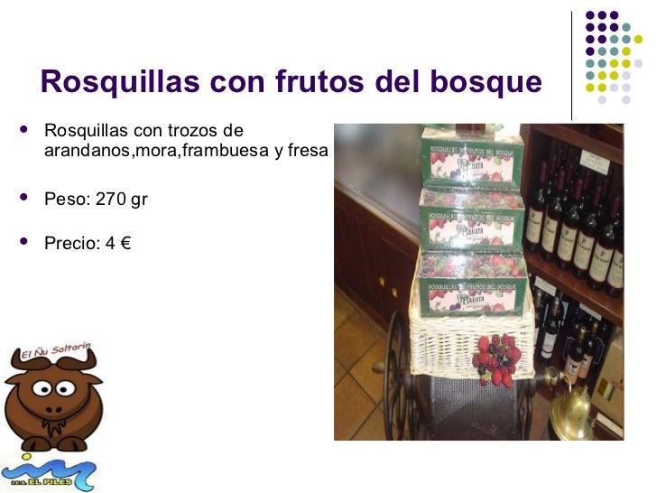 Rosquillas con frutos del bosque   Rosquillas con trozos de    arandanos,mora,frambuesa y fresa   Peso: 270 gr   Precio...
