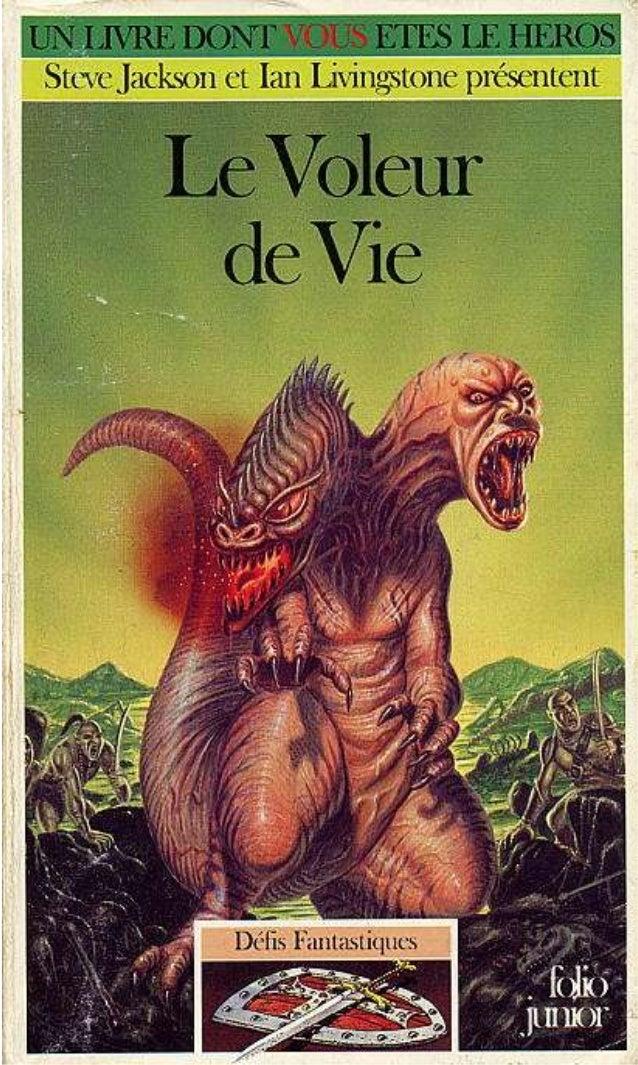 Titre original : Deathmoor © Steve Jackson et Ian Livingstone, pour la conception de la série Défis Fantastiques © Robin W...
