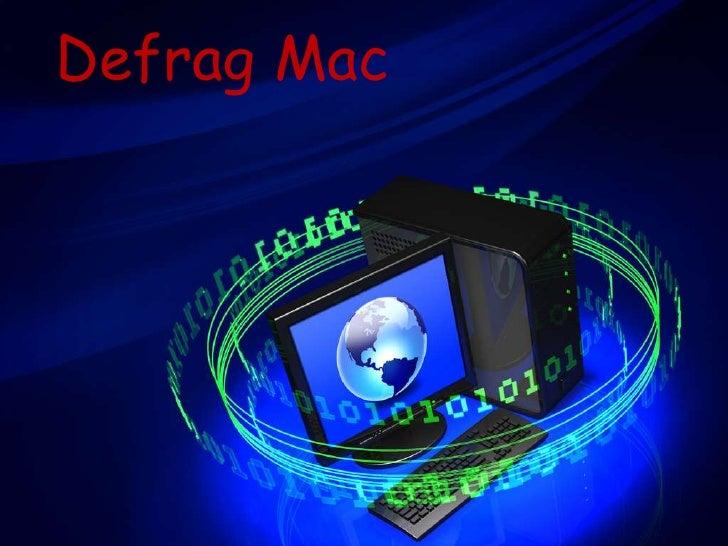 Defrag Mac<br />