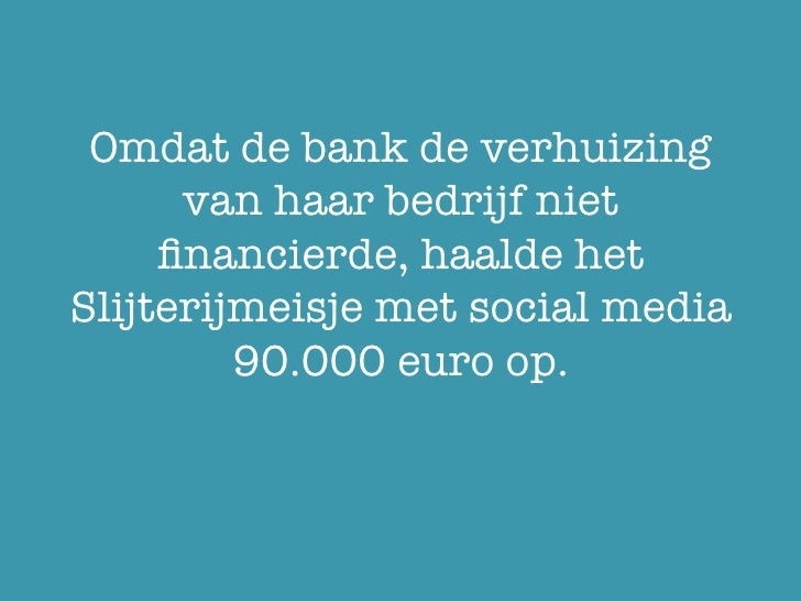 sociale media Tsjechisch slikken in Arnhem