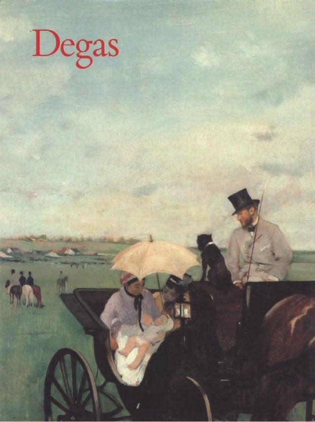 Degas 1834 - 1917