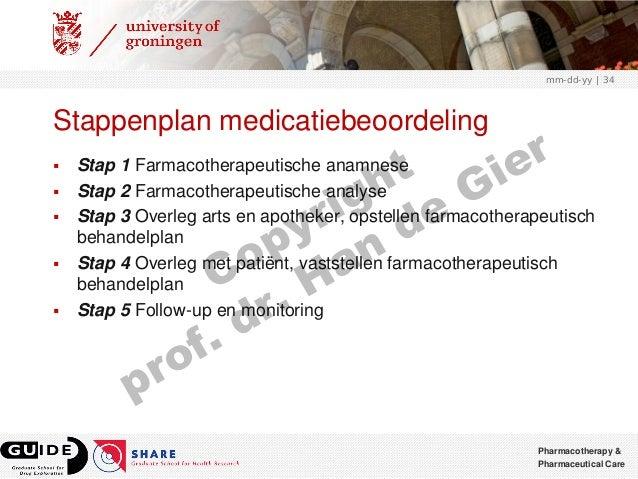Farmaceutische patiëntenzorg (FPZ) bij osteoporose