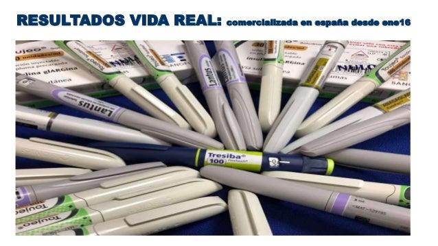 Duelo de insulinas Superbasales: TRESIBA vs TOUJEO