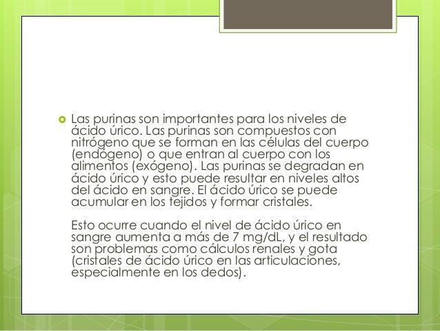 Como eliminar el acido urico de las articulaciones la cebolla hace mal para el acido urico - Alimentos ricos en purinas acido urico ...