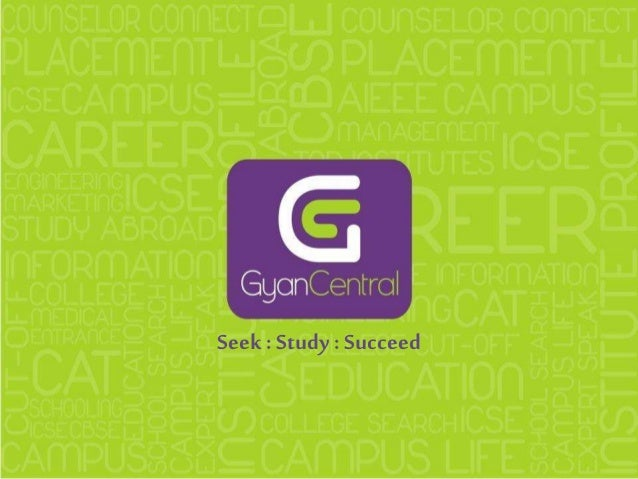 Seek: Study : Succeed