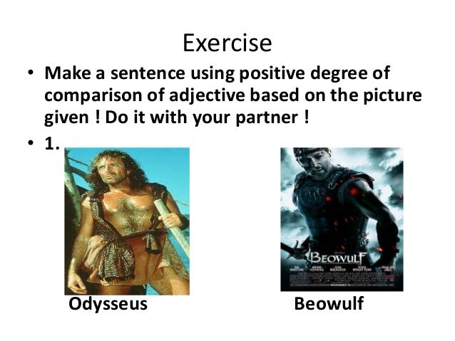 beowulf and odysseus a comparison Beowulf vs achilles essaysthe qualities of the main characters in both the iliad and beowulf are very similar the protagonists in both epics, achilles and beowulf, participate in supernatural battles which most of the time determine the fate of their nation, their character traits reflect important.