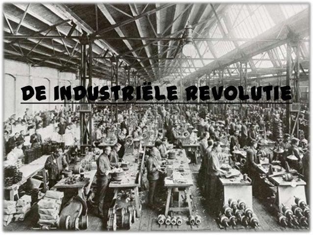 De industriële revolutie
