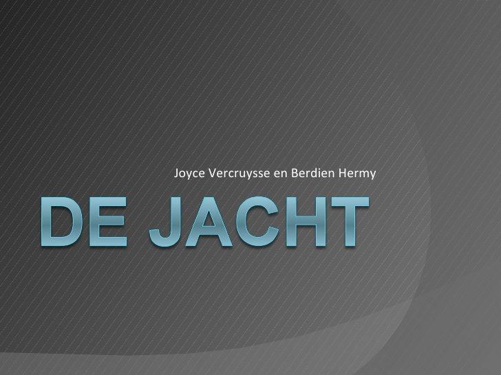 Joyce Vercruysse en Berdien Hermy