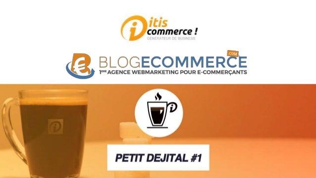 L'agence Blog Ecommerce