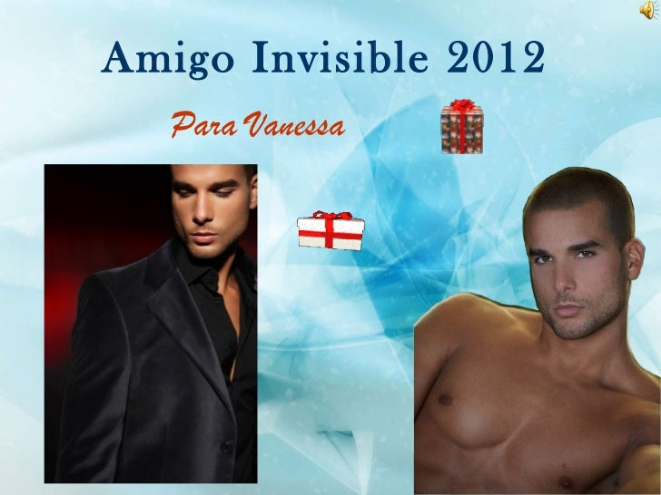 Amigo Invisible 2012 Para Vanessa
