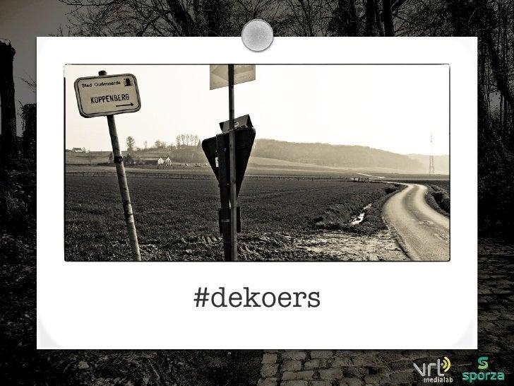 #dekoers