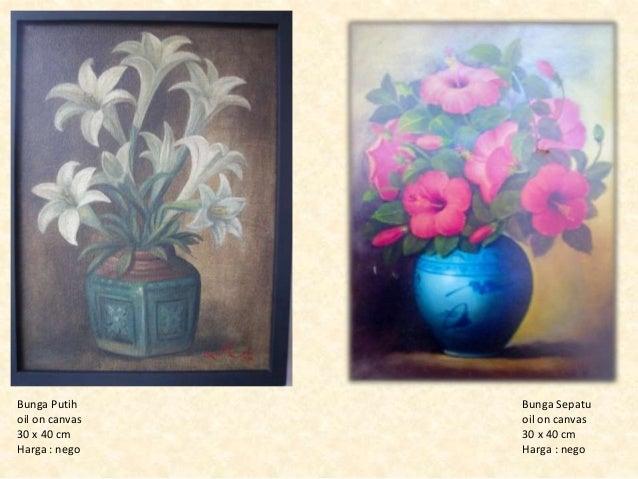 087838671118 Lukisan Bunga Lukisan Dekoratif Bunga Lukisan Dekoras