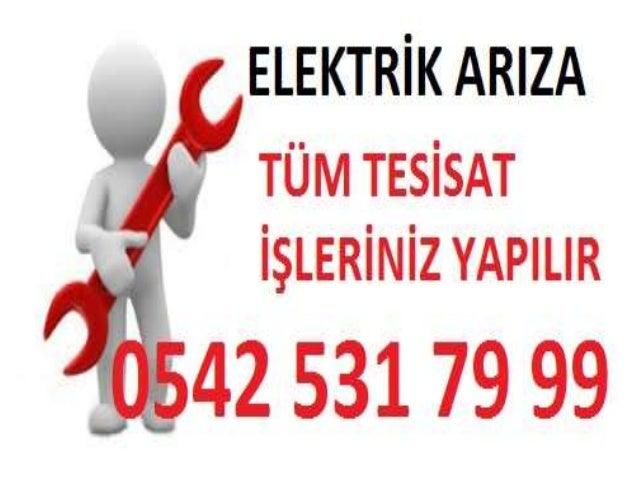 Ankara Yenimahalle Yeşilevler 7/24 Elektrikçi , 0542 531 79 99 , 0312 334 45 65