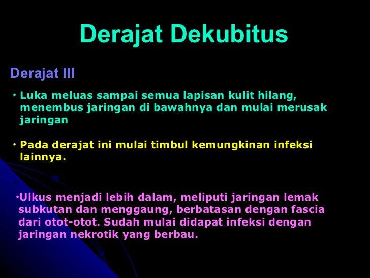 Perawatan Dekubitus