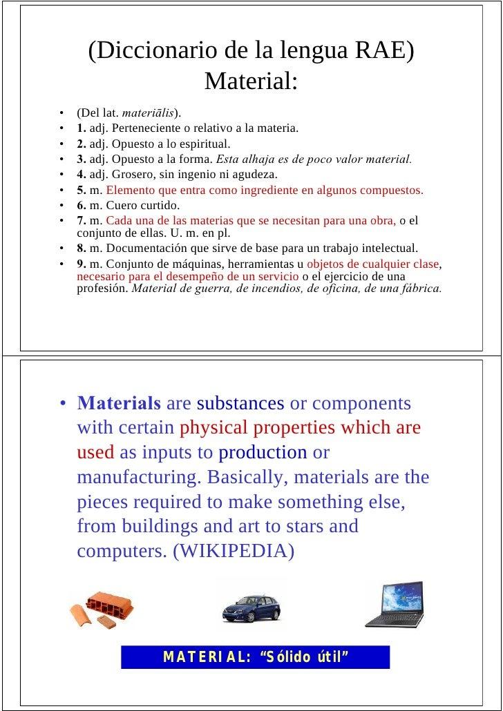 MATERIALES INORGANICOS: DE LA PREHISTORIA AL SIGLO XXI Slide 3