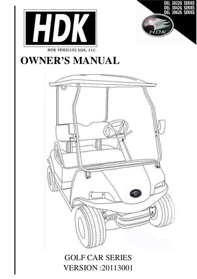 Del3022 g owner's manual