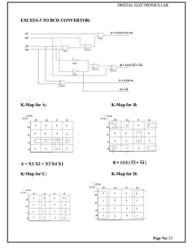digital logic lab experiments pdf