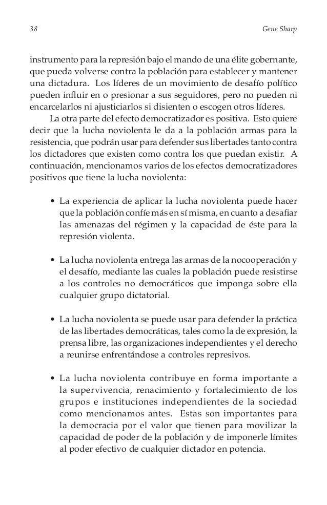 Seis  Necesidad de la Planificación Estratégica Las campañas de desafío político contra las dictaduras pueden empezar de v...