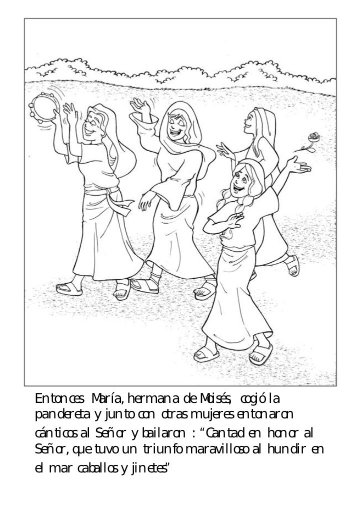De la esclavitud a la libertad. Moisés