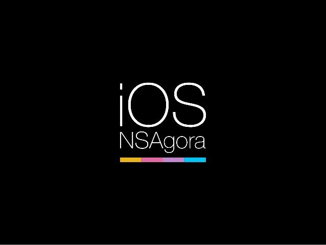 Workshop iOS:  De la Idee la App Store  alexcristea  iOS Developer