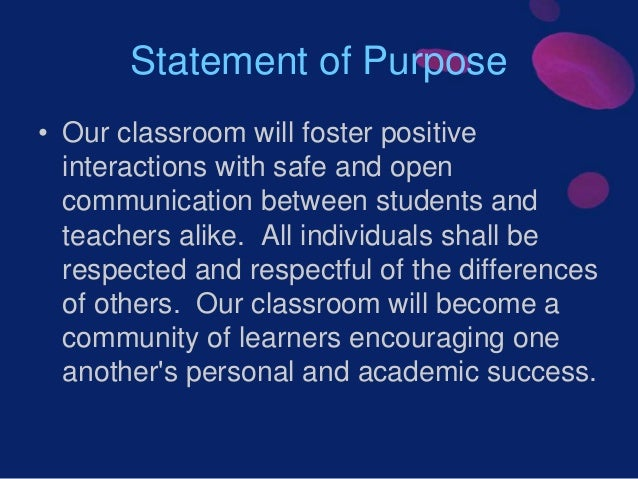 Final Draft Classroom Management Plan v4
