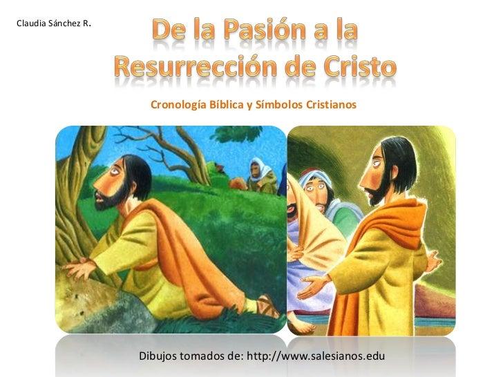 De la Pasión a la Resurrección