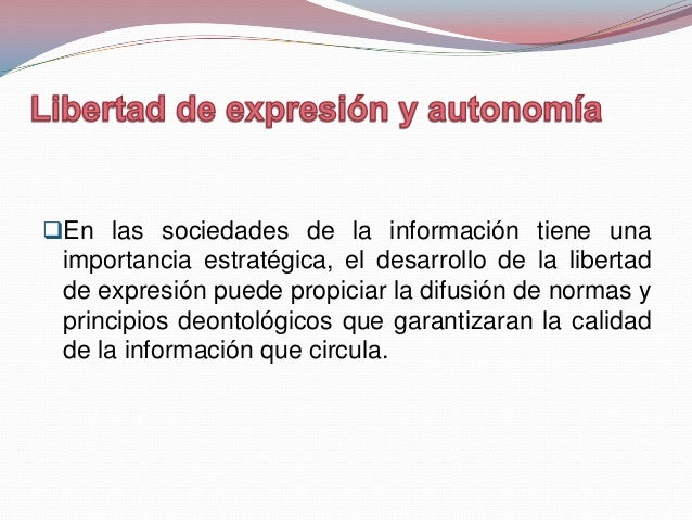 Nuevas tecnologíasCambios socialesAlianza de la libertad de expresión, elconocimiento, principios democráticos y justicia....