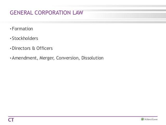 Delaware Business Law