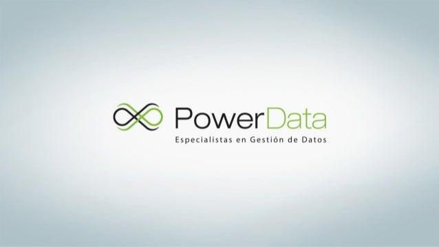 del bit…al Big DataJesús Llevadias JanéDirector Corporativo Innovación y Tecnología