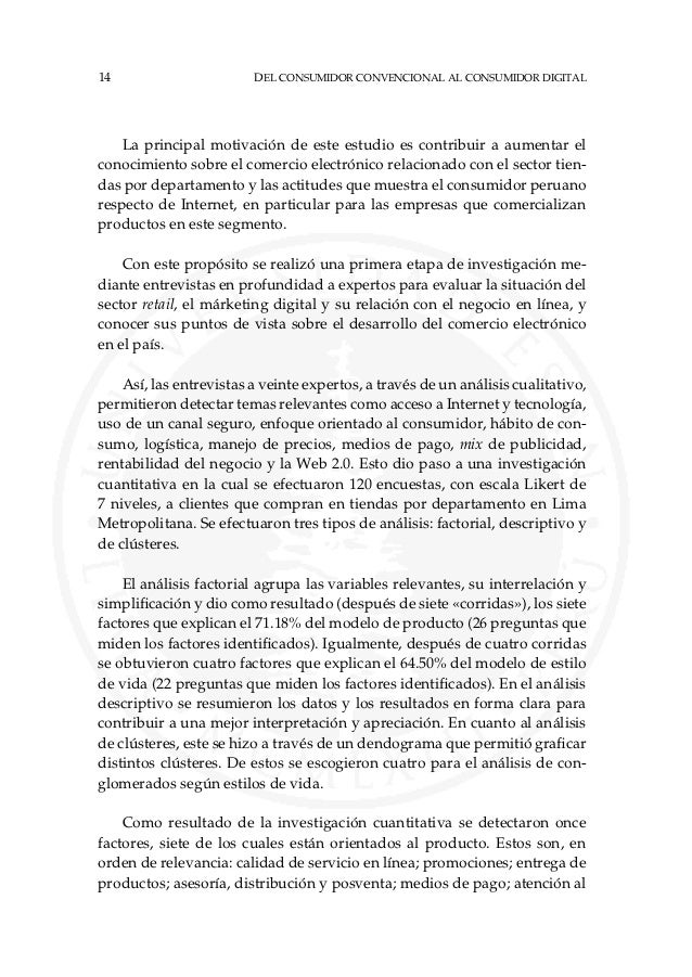 Del consumidor convencional al consumidor digital - Oficina de atencion al consumidor valencia ...