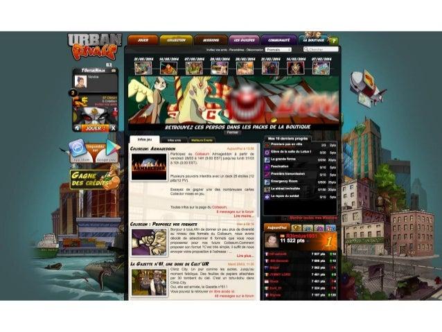 STORYCODE PARIS #9 - //RETOUR D'EXPERIENCE// Urban Rivals - DELCOURT