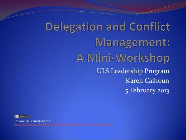 ULS Leadership Program                                                                    Karen Calhoun                   ...