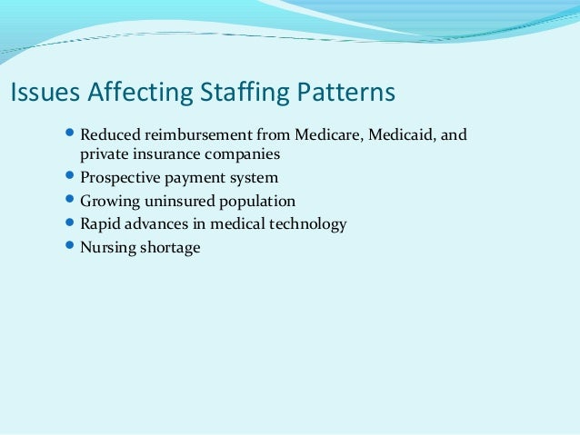 the necessity of delegation in nursing Inappropriate staffing is one of the most dangerous threats to patient safety and to the well-being of nurses aacn has long supported that appropriate staffing provides an effective match between the needs of the patient and family and the knowledge, skills and abilities of the nurse.