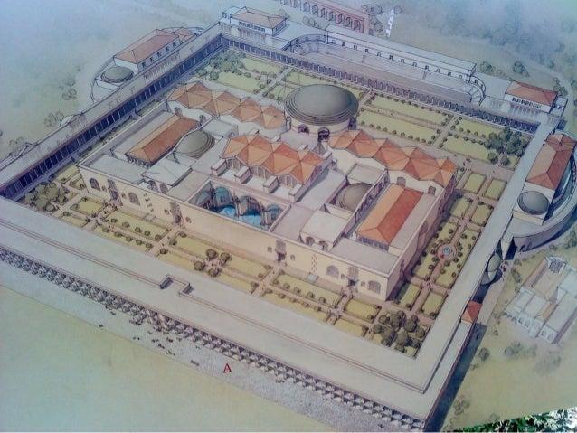 Del espacio griego al romano