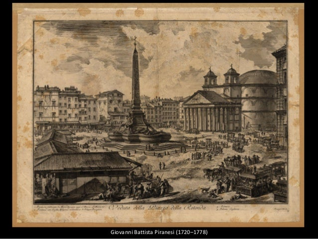 Giuseppe Zocchi (Florencia, 1711–1767); Vista del Tiber (El Castillo de San Angelo y San Pedro al fondo), 1721–67. Óleo so...