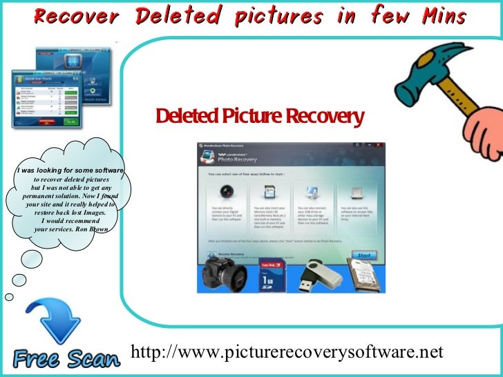 How To Remove http://www.picturerecoverysoftware.net  Deleted Picture Recovery Recover Deleted pictures in few Mins I was ...