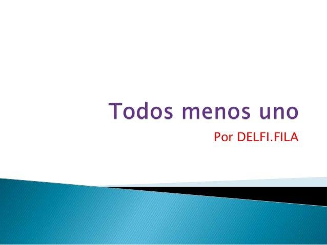 Por DELFI.FILA