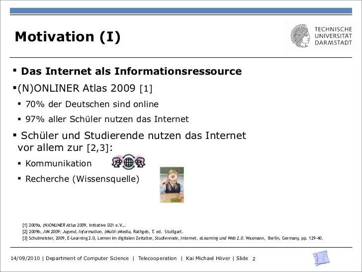 Studierende, das Web und Vorlesungsaufzeichnungen Slide 2