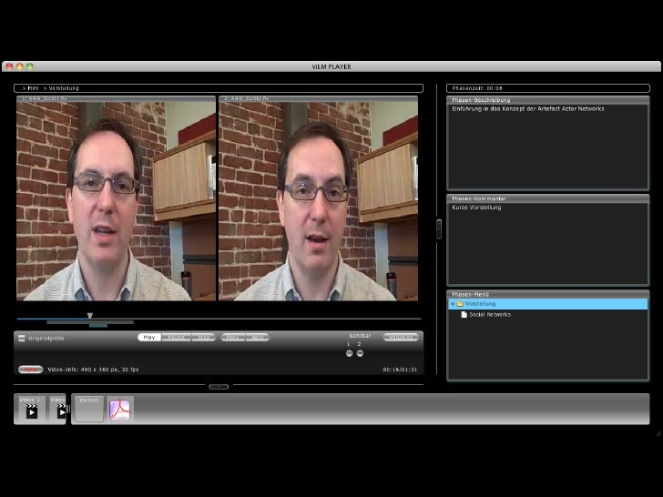 Anwendungsszenarien für ein Werkzeug zur Video-Annotation in der universitären Lehre