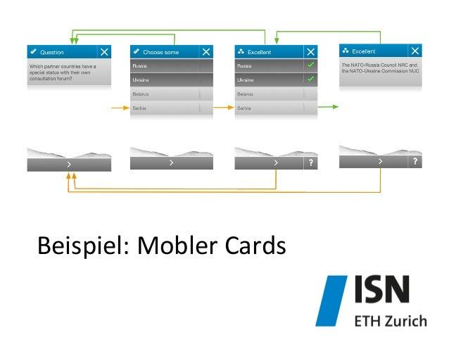 Beispiel:  Mobler  Cards