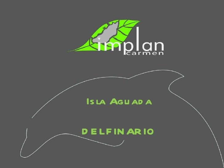 Isla Aguada DELFINARIO