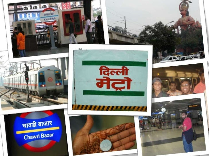 Locations @ DMRC                                                                                             Stations in L...
