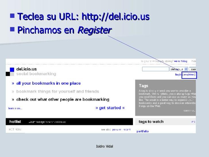 del.icio.us Slide 3