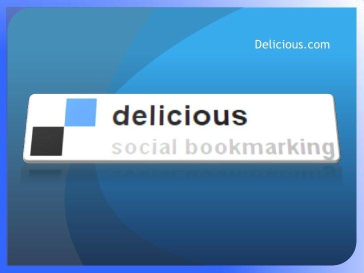 Delicious.com<br />