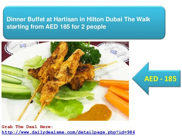 Options by sanjeev kapoor - dubai world trade center