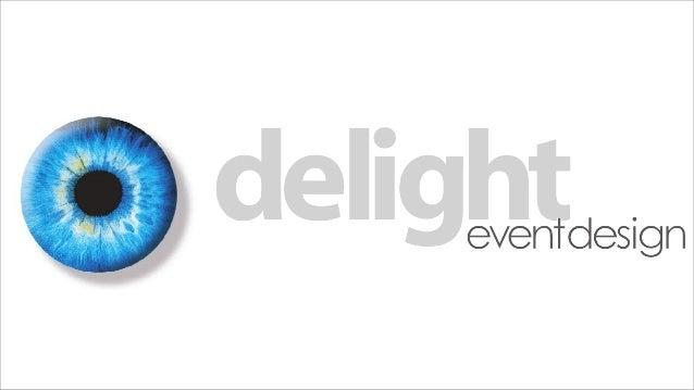 Delight Events Presentation